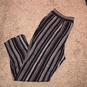 Jessica Simpson soft printed pants